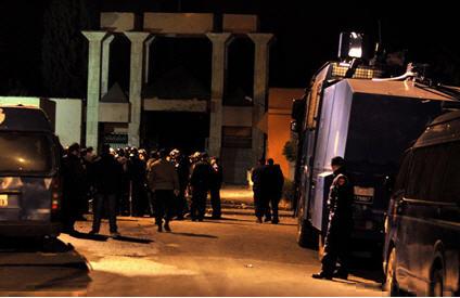 عاجل : مواجهات طلابية بالحي الجامعي بمراكش