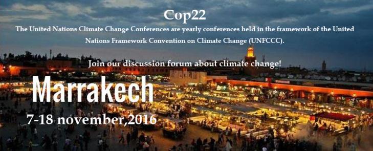 القمة العالمية حول المناخ