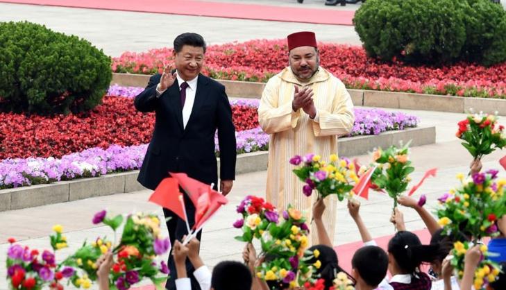 عاجل: الملك محمد السادس يفتح أبواب المغرب في وجه الصينيين بدون تأشيرة