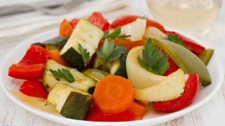 دراسة: النظام الغذائي النباتي يطيل العمر