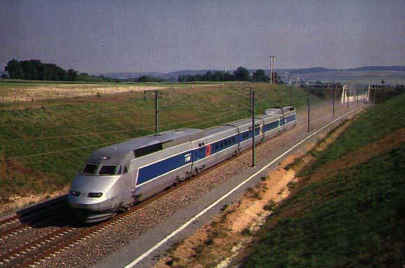 الصين تربط مراكش بأكادير عبر القطار فائق السرعة TGV