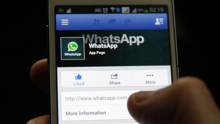مؤسس ماكافي يزعم قدرته على فك تشفير رسائل الواتس آب