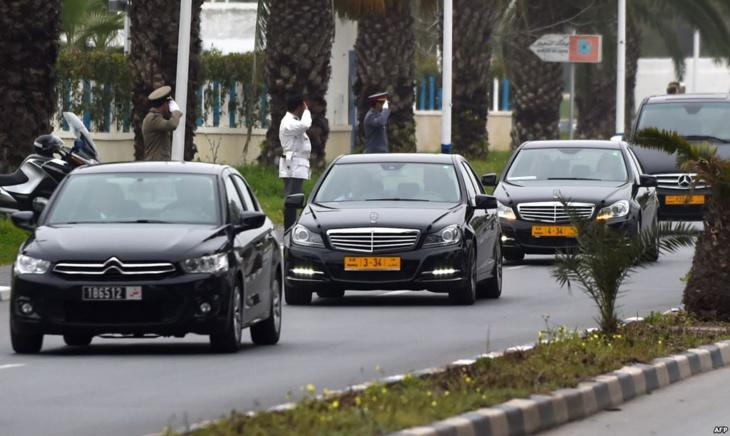 إنطلاق أشغال الاجتماع الدولي حول المقاتلين الإرهابيين بمراكش