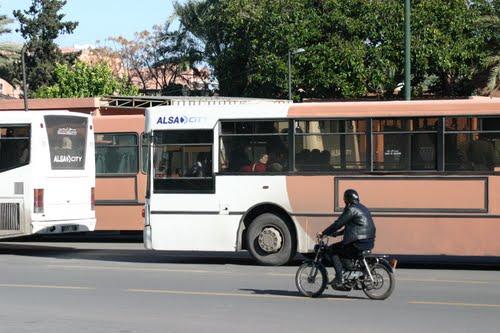 هكذا روَّع قاصرون ركاب حافلة