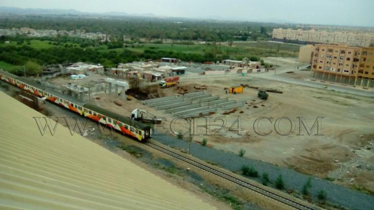 بشرى لساكنة المسار... بعد مراسلات حقوقيين إنطلاق مشروع إحداث قنطرة على السكة الحديدية بالحي الصناعي