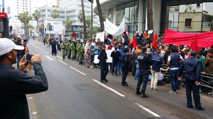 الإتحاد الدولي للصناعات يدخل على خط معاناة عمال المغربية للصلب ويراسل بنكيران