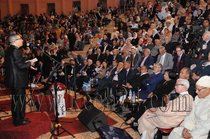 تواصل فعاليات مهرجان الملحون والأغنية الوطنية بمراكش بحضور أسماء فنية وازنة + صور