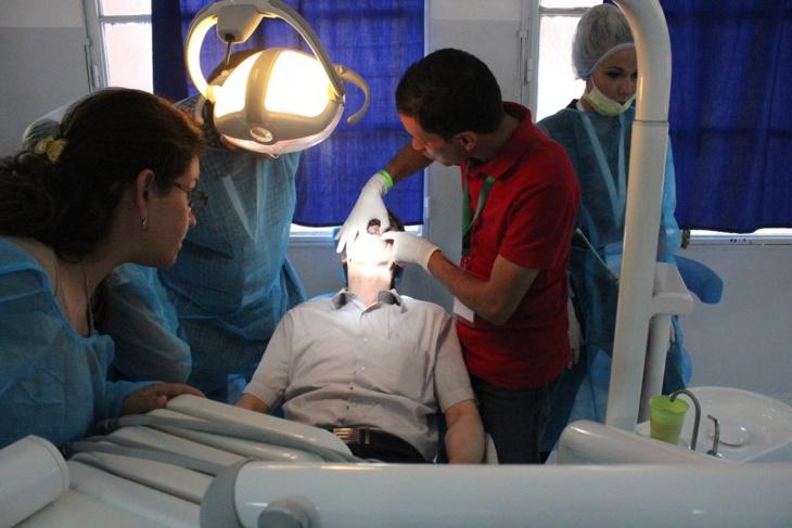"""انطلاق حملة """"ألف ابتسامة بالمغرب"""" لفائدة المعوزين والفقراء مراكش"""