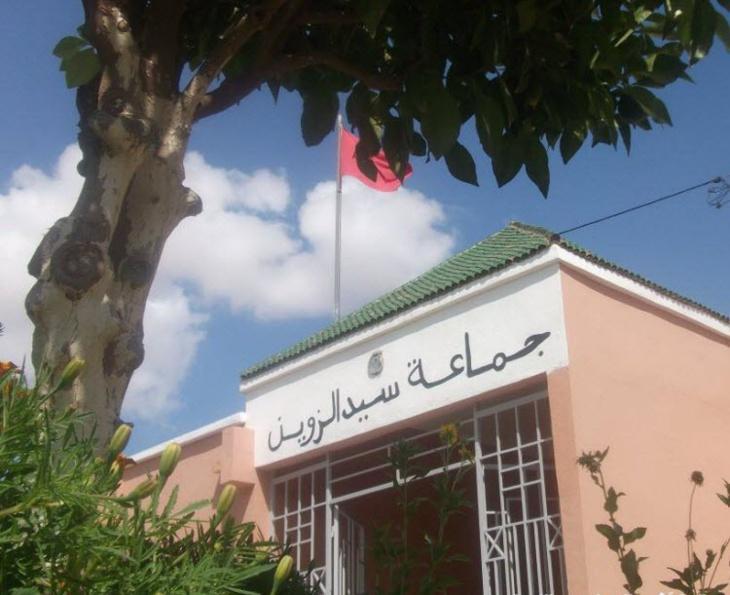 حزب الحركة الديموقراطية الإجتماعية يفضح خروقات البناء العشوائي بسيدي الزوين نواحي مراكش