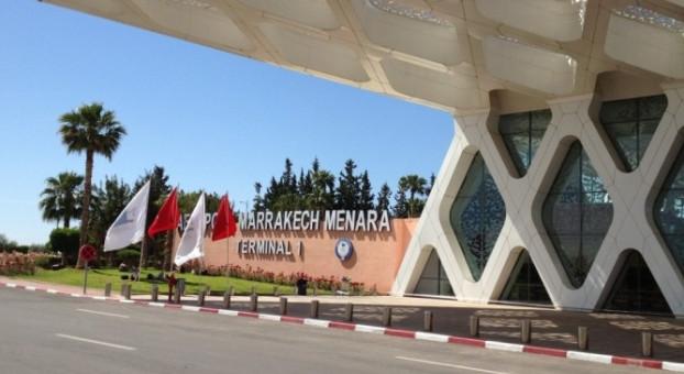 هذه هي النسبة التي ساهم بها مطار مراكش في حركة النقل الجوي خلال الشهر الماضي