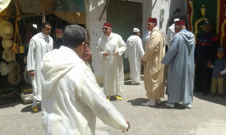 جمعية الخير تنظم ملتقى التراث الروحي بجماعة مولاي ابراهيم نواحي مراكش