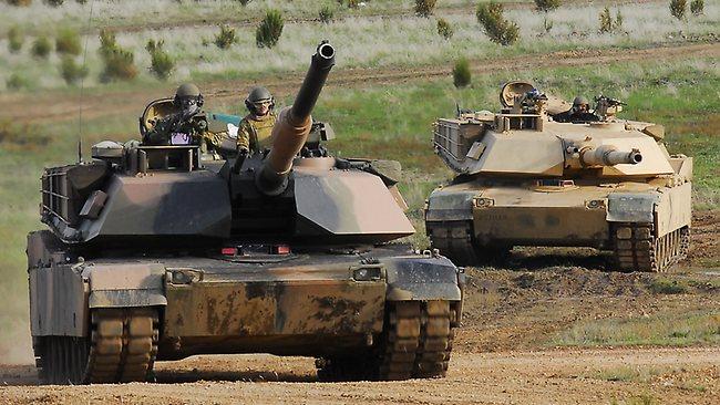 المغرب يتسلم الدفعة الأولى الدَبَابَات الحربية الحديثة من الولايات المتحدة الأمريكية