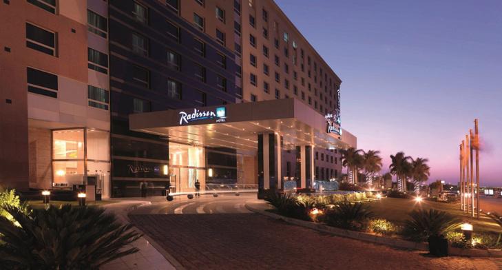 """مجموعة """"راديسون بلو"""" الامريكية تفتتح فندقا فخما بمدينة مراكش"""