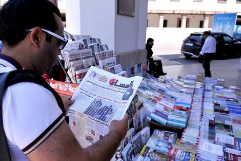 عناوين الصحف: العماري يشهر الورقة الحمراء في وجه فاسدين وشد الحبل بين الحكومة ومجلس بنشماش حول التقاعد
