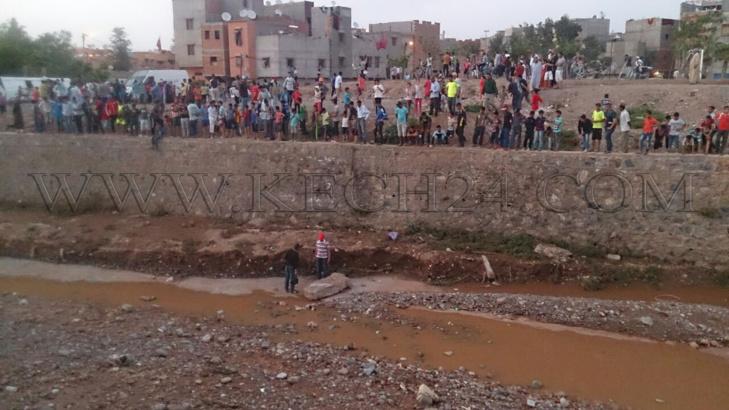 سكوب: عظام بشرية تستنفر أمن مراكش + صور حصرية