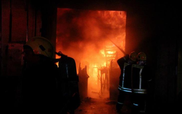 مصرع 17 تلميذة في حريق شب في مسكن مدرسي جماعي
