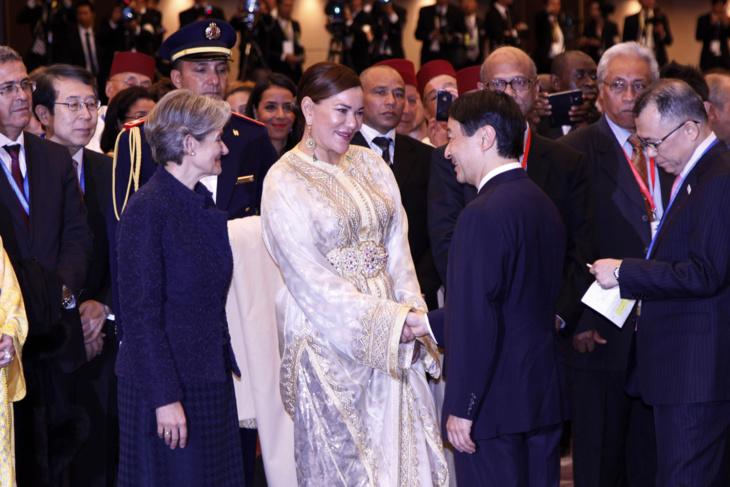 الأميرة للاحسناء عرابة الأسبوع الإفريقي لليونيسكو تعطي انطلاقة دورة 2016 بباريس