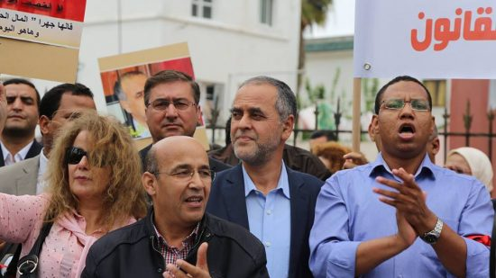 تأجيل محاكمة نقيب الصحفيين عبد الله البقالي إلى هذا التاريخ