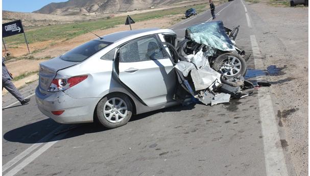 عاجل: إصابة مسؤول في القوات المساعدة في حادثة سير على الطريق السيار بين مراكش وبنجرير