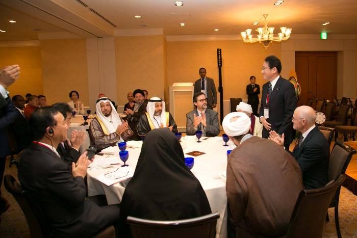 مشاورات دولية رفيعة المستوى في اليابان حول إعلان مراكش التاريخي