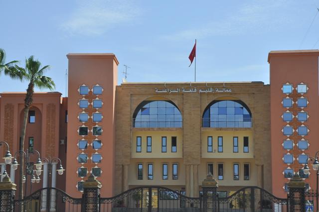 المؤسسة المغربية لحقوق الانسان تضع رئيس جماعة الجوالة بالقلعة في قفص الإتهام