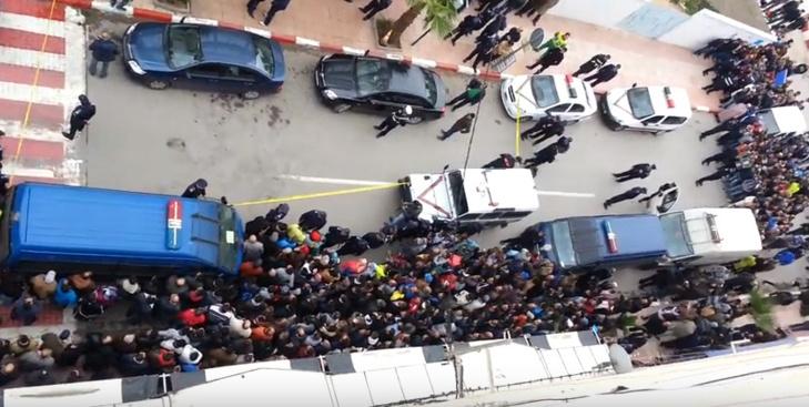 مصالح الأمن توقف شخصين متهمين بالسرقة والقتل العمد في حق سائق سيارة أجرة