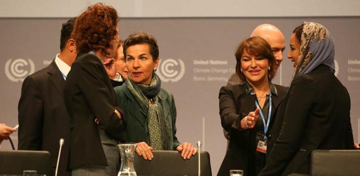 تواصل أشغال مؤتمر بون لتغيُّر المناخ تحضيراً لمؤتمر