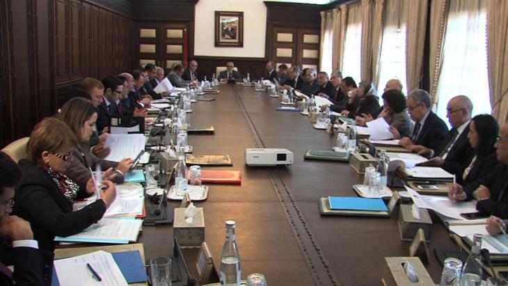 مشاريع قوانين هامة أمام مجلس للحكومة الخميس