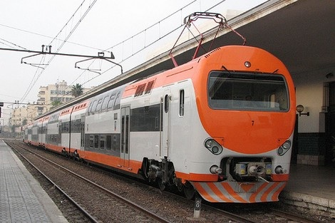 عاجل: قطار لخليع يتسبب في جروح خطيرة جدا لثلاثيني نواحي مراكش