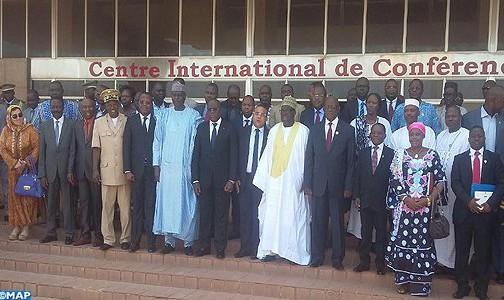  الدورة ال24 للجمعية الإقليمية لإفريقيا التابعة للجمعية البرلمانية تتبنى بباماكو ملتمسا لدعم تنظيم (كوب 22) بمراكش