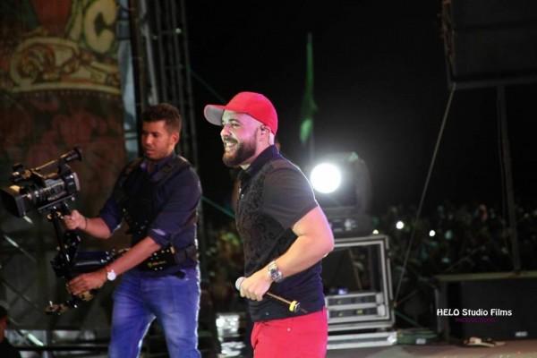 موازين: 150 ألف متفرج في حفل الدوزي و140 ألف في حفل سعد لمجرد و130 ألف لبيتبول