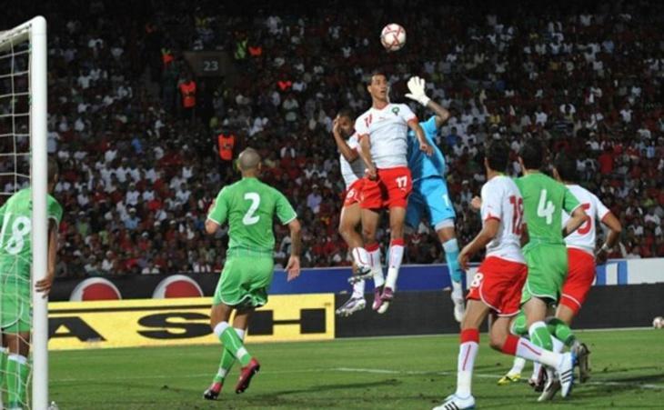 بودبوز يعرب عن أمله في مواجهة المغرب للانتقام لهزيمة الجزائر بمراكش بـ(4-0)