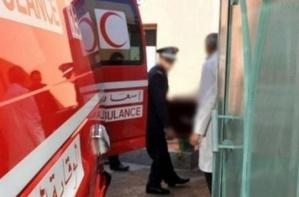 خليجي ضحية حادث مروري بمراكش
