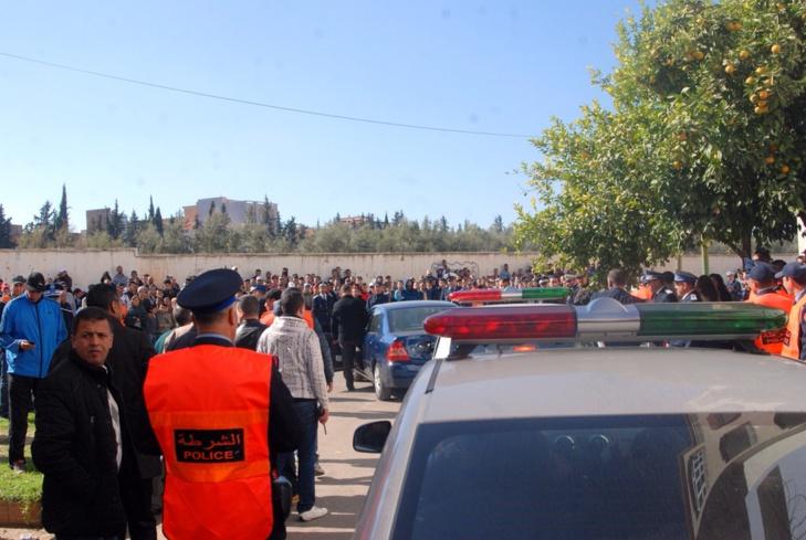 مصرع مدرب فريق المغرب التطواني وإصابة لاعبين في حادثة سير خطيرة