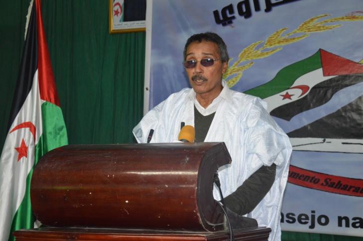 هذا هو الزعيم الجديد لجبهة البوليساريو بعد الاعلان عن وفاة عبد العزيز المراكشي