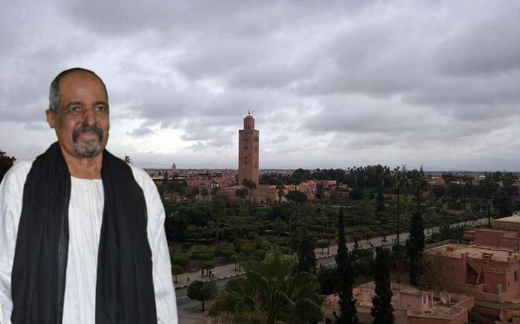 وفاة زعيم جبهة البوليساريو تعيد الراحل إلى مسقط رأسه بمدينة مراكش