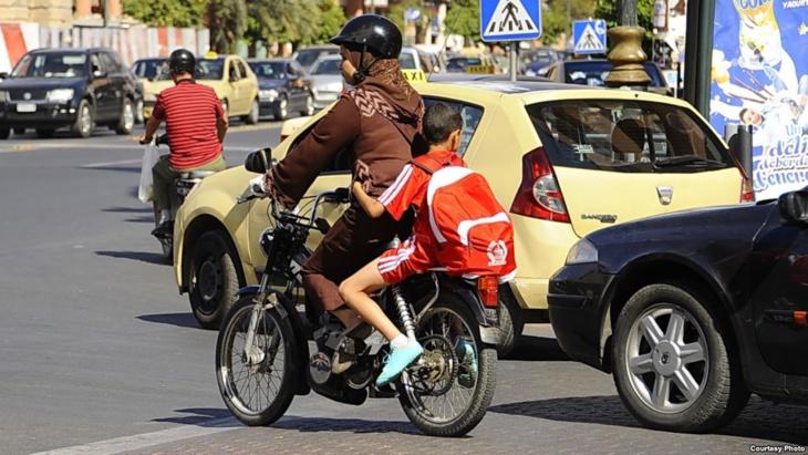 هـام لأصحاب الدراجات النارية في مراكش