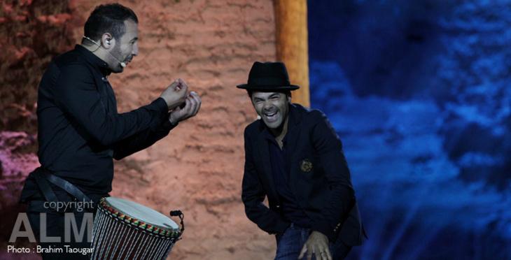 تحقيق مهرجان مراكش للضحك لأعلى نسبة مشاهدة على قناة