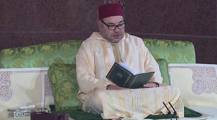 الملك محمد السادس يترأس بمسجد الحسن الثاني حفل إحياء ليلة القدر المباركة