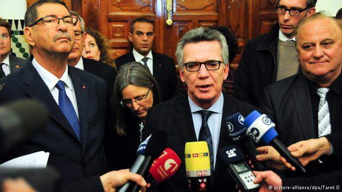 وزير الداخلية الالماني يؤكد عدم وجود اضطهاد منهجي في المغرب والجزائر وتونس