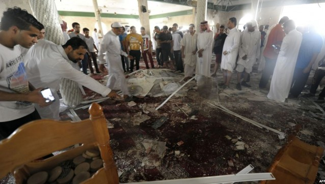 مقتل 4 رجال أمن وإصابة 5 في تفجير بالحرم النبوي