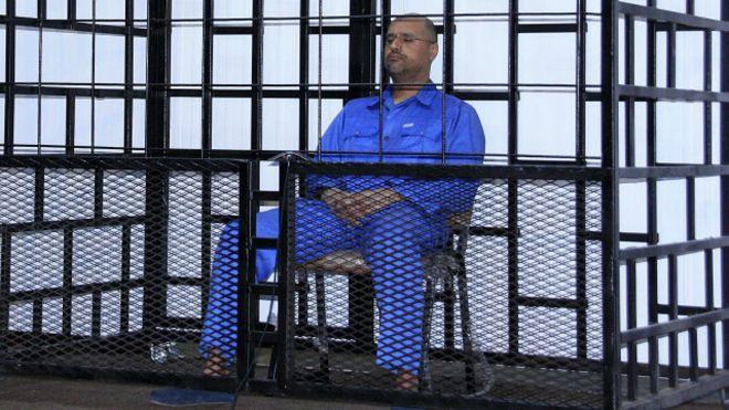 الإفراج عن سيف الإسلام القذافي نجل الزعيم الليبي السابق