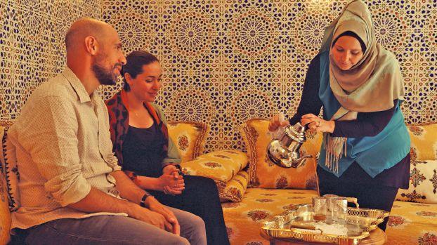 عرض أسرار المغرب وتاريخه على التلفزيون الهولندي