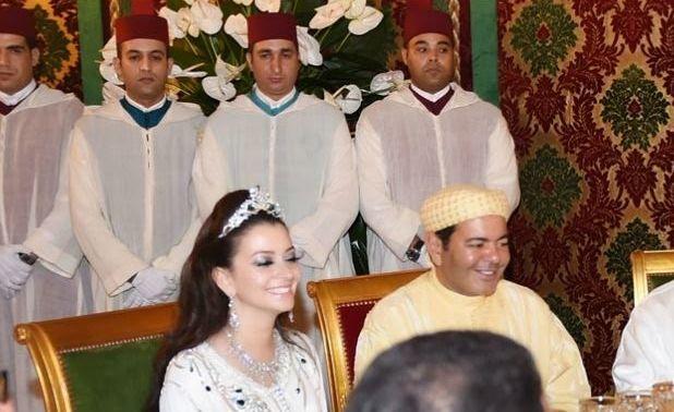 الملك محمد السادس يترأس حفل عقيقة نجل الأمير مولاي رشيد