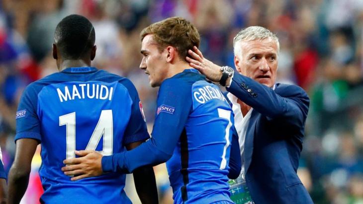 يورو 2016 : غريزمان يقود فرنسا إلى النهائي على حساب ألمانيا