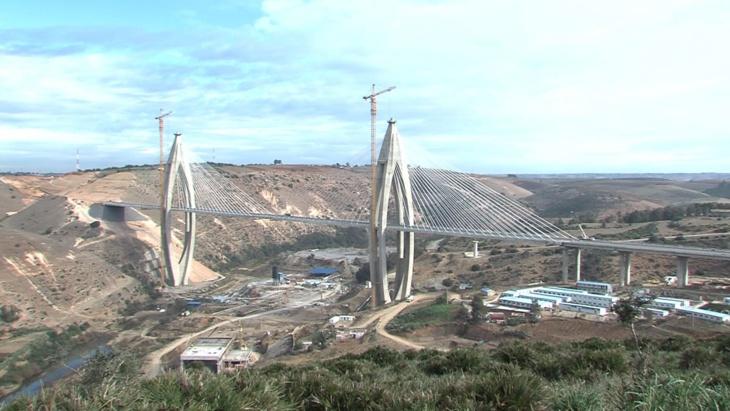 جسر محمد السادس ..أيقونة معمارية بمواصفات إيكولوجية عالمية