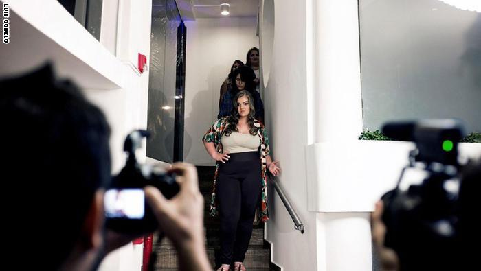 مسابقة ملكات جمال تسلط الضوء على نوع آخر من