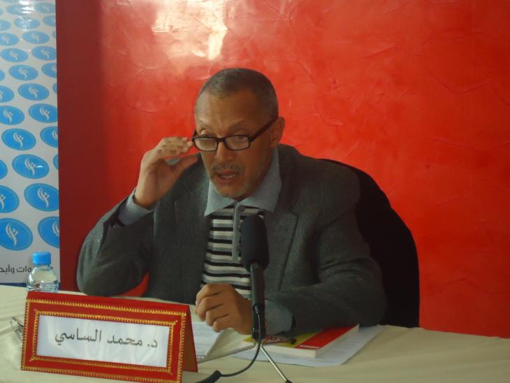 الساسي يستعرض الحصيلة السياسية لحكومة بنكيران بمراكش