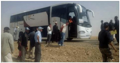 وفاة سائق أثناء قيادته لحافلة للمسافرين بين مراكش والصويرة نتيجة أزمة قلبية