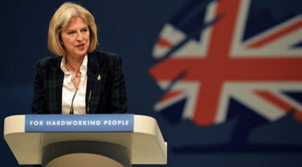 تيريزا ماي تتولى رسميا منصب رئيسة وزراء بريطانيا